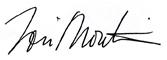 Moretti Signature